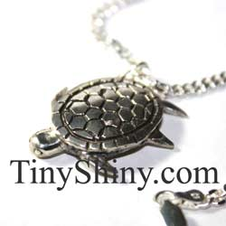 Tiny Shiny Turtle